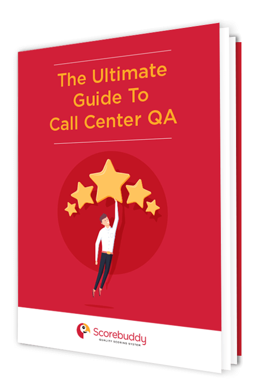 The Ultimate Guide To Call Center Quality Assurance_PDF