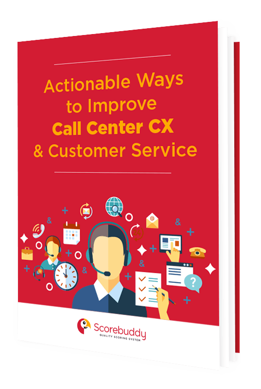 Actionable Ways to Improve Call Center Customer Experience & Customer Service_PDF